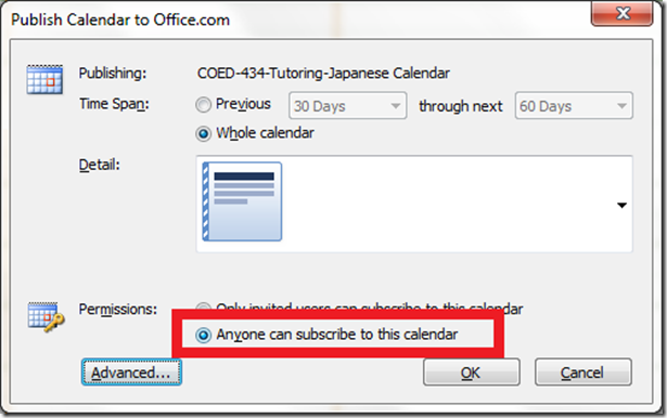 exchange-outlook-calendar-public-folder-office.com-permissions