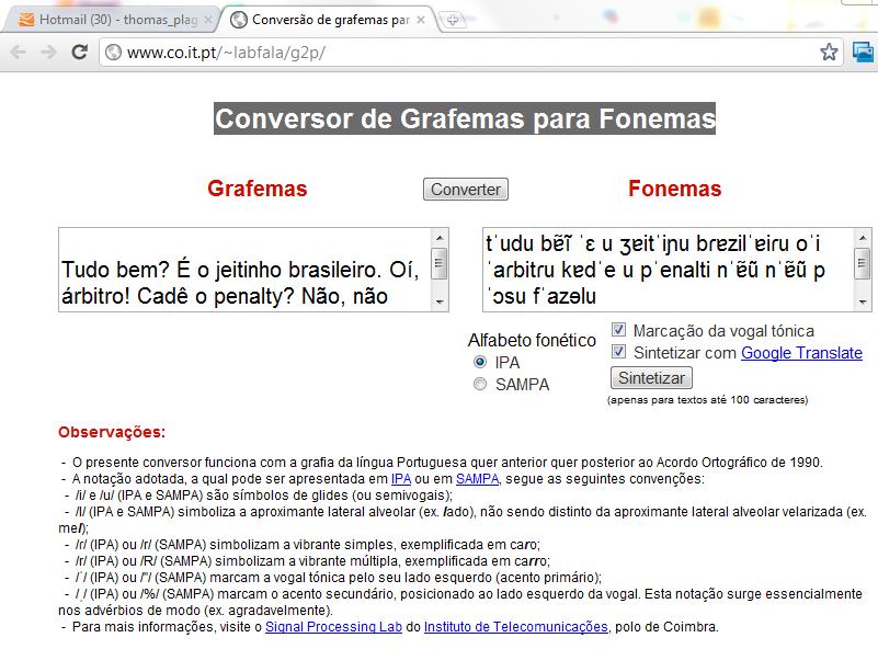kulplar1: phonetic pronunciation converter