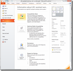 powerpoint-save&send-create-video-error-media-convert