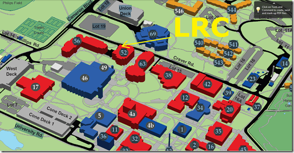 lrc-on-campus-map-marked