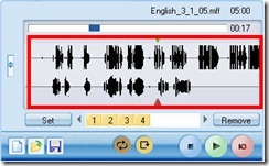 sanako_student_exe_pane_player_audio_voicegraph_highlighted