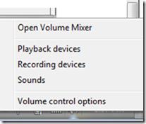 windows audio for messenger