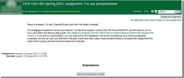 italian-moodle-kaltura-assignment