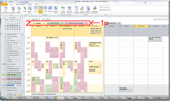 moodle2outlook-calendar