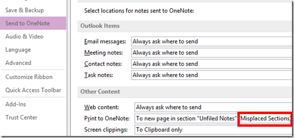 how to delete a page in onenote